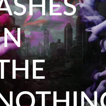 Cover Art | Ashes in the Nothing | The Color Me Studio